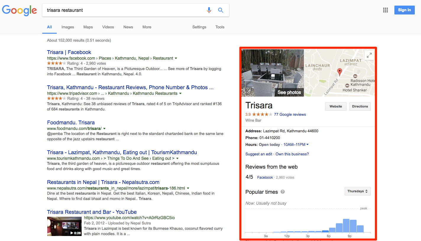 Get your free business listing on Google! – Pagevamp Partners