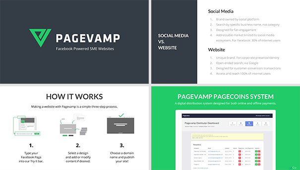Pitch Deck – Pagevamp Partners